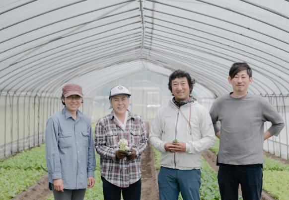 生産農家集合画像